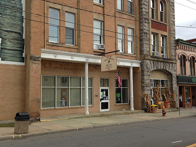 Ellenville [Wawarsing] Town Court