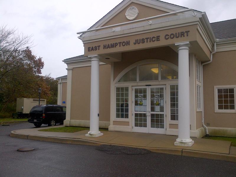 East Hampton Justice Court