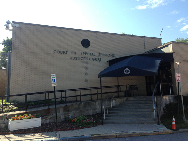 Greenburgh Town Justice Court