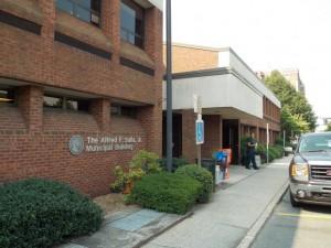 Harrison Justice Court