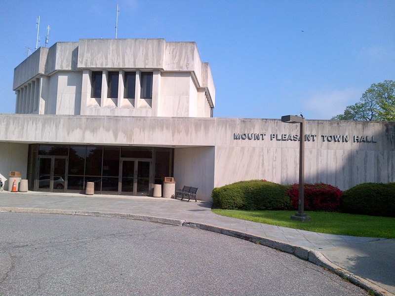 Mount Pleasant Justice Court