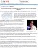 PRWeb.com, January 4, 2010